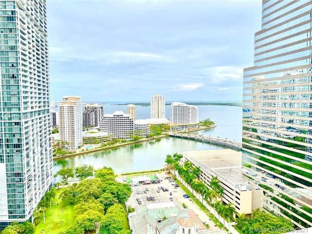 500 Brickell Ave #2602, Miami, FL 33131 (MLS #A11063283) :: Green Realty Properties