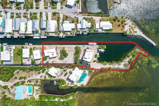 20 Poisonwood Rd, Key Largo, FL 33037 (MLS #A11063302) :: The Teri Arbogast Team at Keller Williams Partners SW