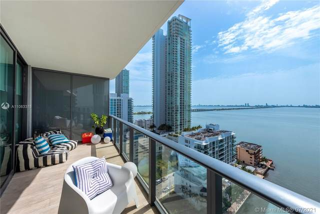 460 NE 28th St #1903, Miami, FL 33137 (MLS #A11063378) :: The Howland Group