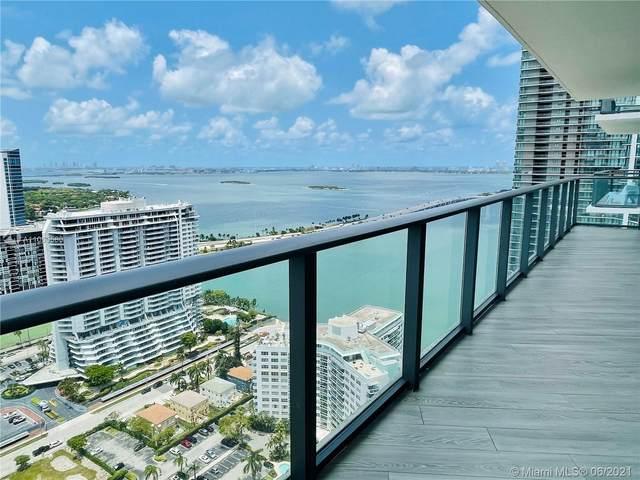 501 NE 31st St #3410, Miami, FL 33137 (MLS #A11063580) :: Carole Smith Real Estate Team
