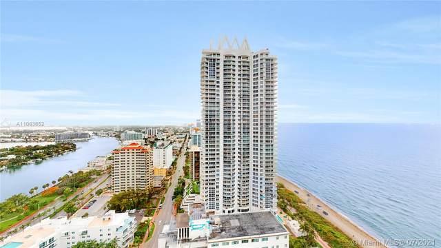 6301 Collins Ave Ts8, Miami Beach, FL 33141 (#A11063652) :: Dalton Wade