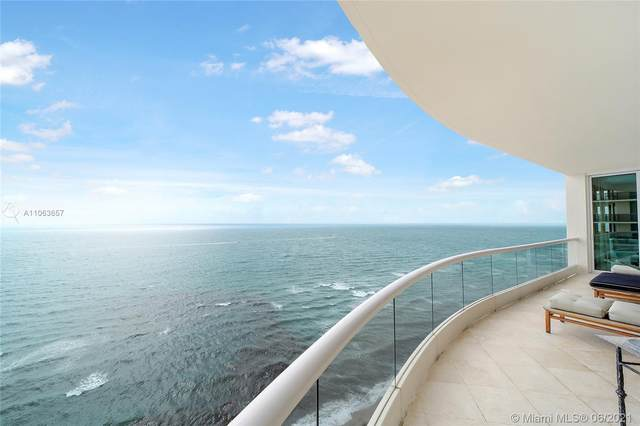 16051 Collins Ave #2104, Sunny Isles Beach, FL 33160 (MLS #A11063657) :: The Teri Arbogast Team at Keller Williams Partners SW