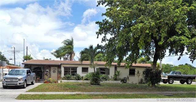 5801 NE 6th Ave, Fort Lauderdale, FL 33334 (MLS #A11063683) :: Team Citron