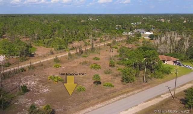 3107 Meadow Road, Lehigh Acres, FL 33974 (MLS #A11063697) :: Douglas Elliman