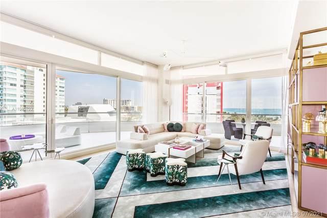 3315 Collins Ave 6C, Miami Beach, FL 33140 (#A11063703) :: Dalton Wade