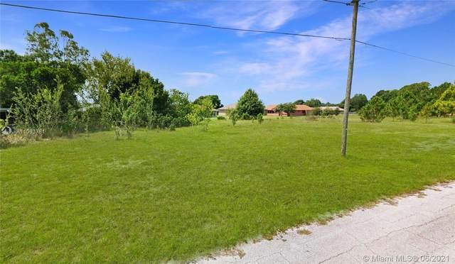360 NW Grissom Rd, Lake Placid, FL 33852 (MLS #A11063781) :: Douglas Elliman