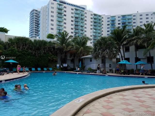 3801 S Ocean Dr 6P, Hollywood, FL 33019 (MLS #A11063817) :: Berkshire Hathaway HomeServices EWM Realty