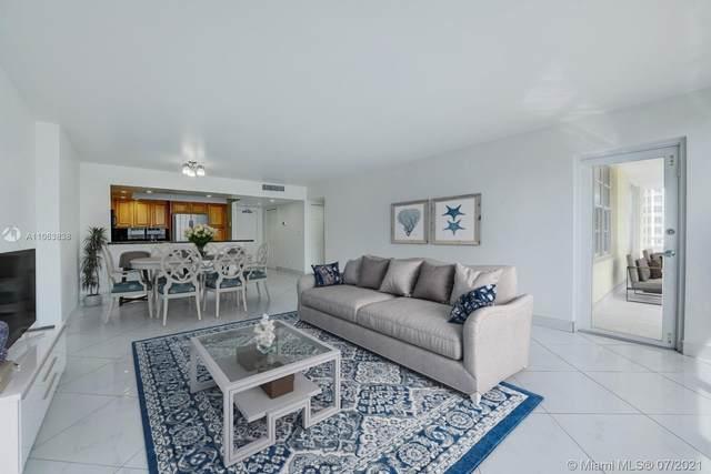 5600 Collins Ave 14T, Miami Beach, FL 33140 (#A11063838) :: Dalton Wade