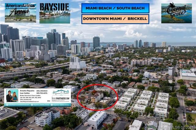 520 SW 5th St #201, Miami, FL 33130 (#A11063861) :: Dalton Wade