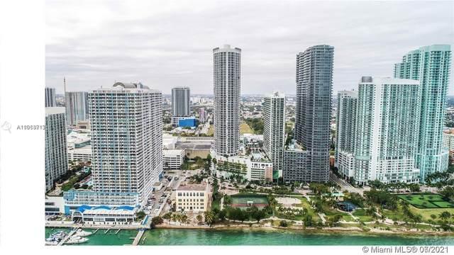 1750 N Bayshore Dr #3114, Miami, FL 33132 (MLS #A11063913) :: Castelli Real Estate Services