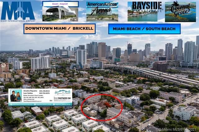 520 SW 5th St #202, Miami, FL 33130 (#A11063925) :: Dalton Wade