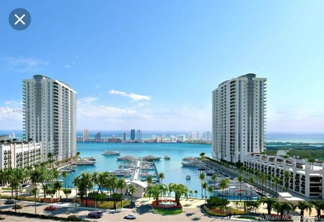 17301 Biscayne Blvd #2106, North Miami Beach, FL 33160 (MLS #A11063984) :: Castelli Real Estate Services