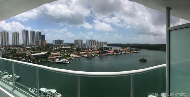 400 Sunny Isles Blvd #1018, Sunny Isles Beach, FL 33160 (#A11064037) :: Dalton Wade