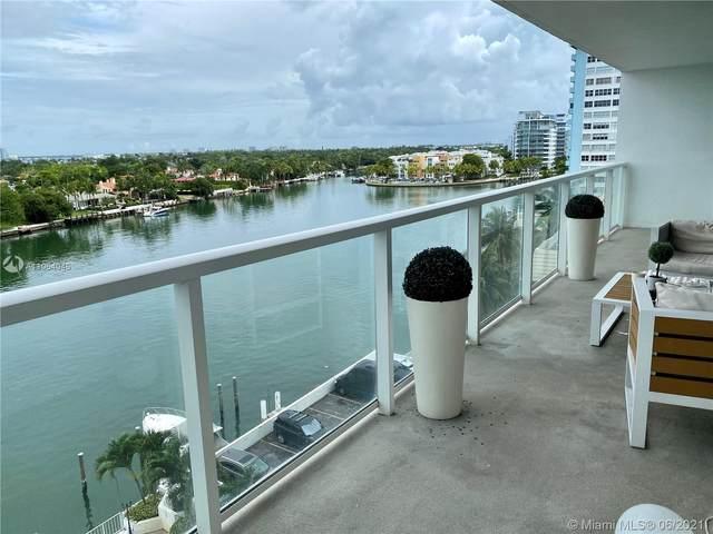 5750 Collins Ave 8D, Miami Beach, FL 33140 (#A11064046) :: Dalton Wade