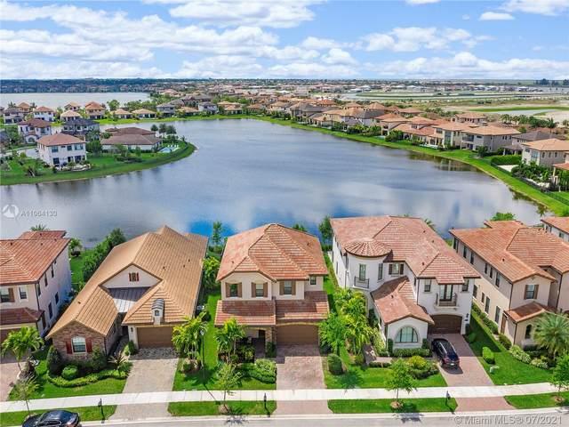 11420 E Watercrest Cir E, Parkland, FL 33076 (MLS #A11064130) :: Equity Advisor Team