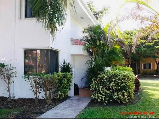 9720 SW 138th Ave #9720, Miami, FL 33186 (#A11064191) :: Dalton Wade