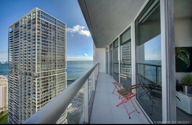 485 Brickell Ave #4611, Miami, FL 33131 (#A11064303) :: Dalton Wade