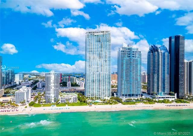 16901 Collins Ave #2603, Sunny Isles Beach, FL 33160 (#A11064353) :: Dalton Wade