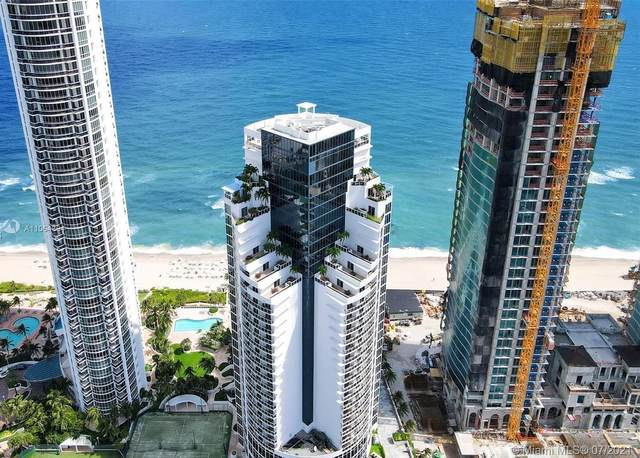 18001 Collins Ave 814-815, Sunny Isles Beach, FL 33160 (MLS #A11064364) :: The Howland Group