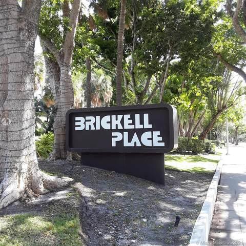 1865 Brickell Ave A205, Miami, FL 33129 (MLS #A11064374) :: GK Realty Group LLC