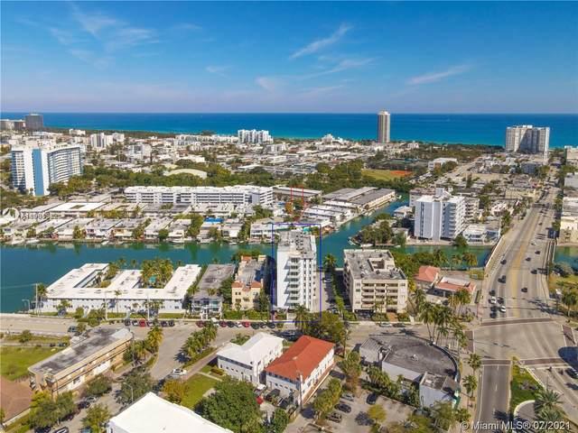 7133 Bay Dr #501, Miami Beach, FL 33141 (#A11064382) :: Dalton Wade