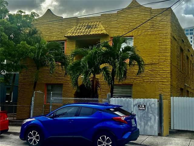 445 SW 3rd St, Miami, FL 33130 (MLS #A11064436) :: Prestige Realty Group