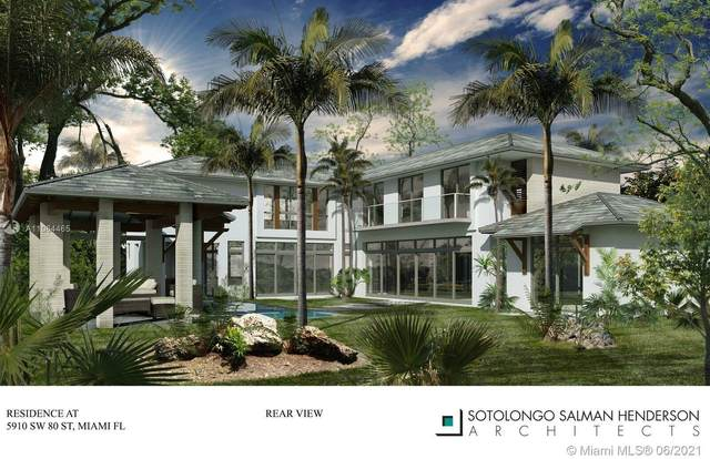 5910 SW 80th St, South Miami, FL 33143 (MLS #A11064465) :: Prestige Realty Group
