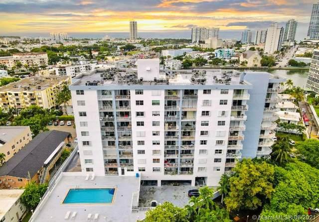 6900 Bay Dr 3J, Miami Beach, FL 33141 (#A11064530) :: Dalton Wade