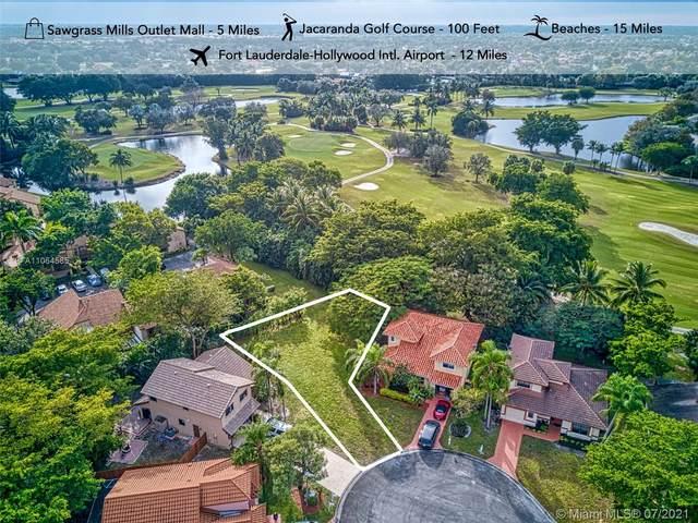 161 NW 94th Ter, Plantation, FL 33324 (MLS #A11064585) :: Re/Max PowerPro Realty