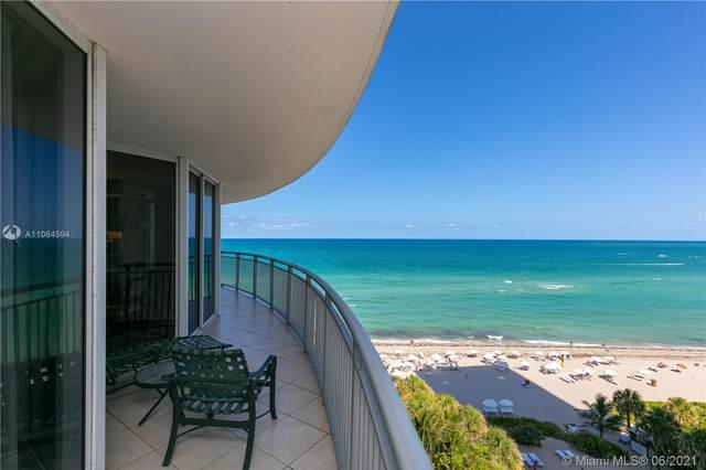17375 Collins Ave #1002, Sunny Isles Beach, FL 33160 (#A11064594) :: Posh Properties
