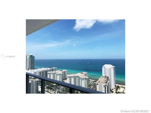 4010 S Ocean Dr R3205, Hollywood, FL 33019 (MLS #A11064619) :: GK Realty Group LLC