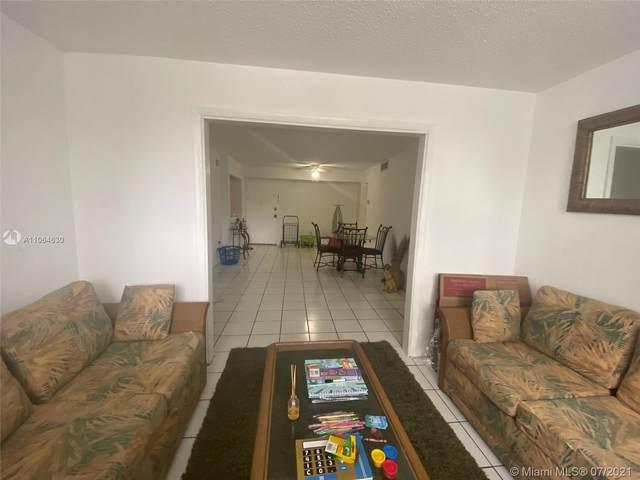 1251 NE 108th St #102, Miami, FL 33161 (#A11064630) :: Dalton Wade