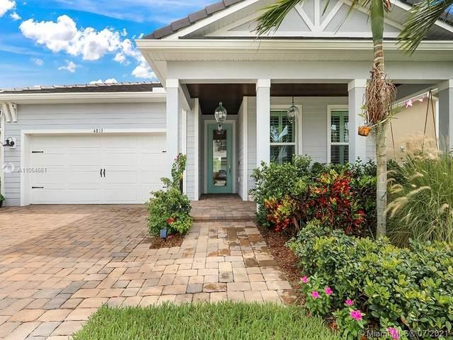 4813 Millbrook Lane, Stuart, FL 34997 (MLS #A11064661) :: Douglas Elliman