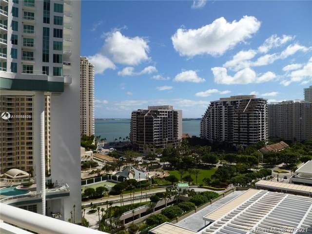901 Brickell Key Blvd #1509, Miami, FL 33131 (MLS #A11064875) :: Castelli Real Estate Services