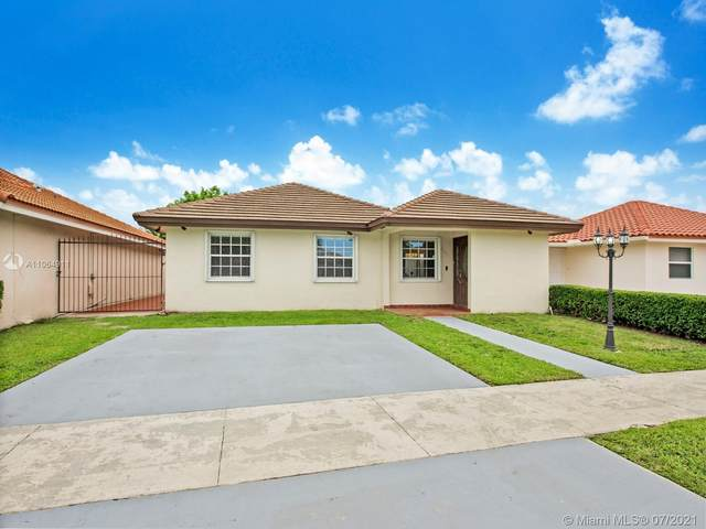 13261 NW 7th St, Miami, FL 33182 (MLS #A11064911) :: The Teri Arbogast Team at Keller Williams Partners SW