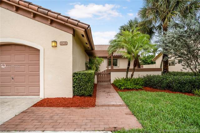 11363 SW 87th Ter, Miami, FL 33173 (MLS #A11064954) :: The Howland Group