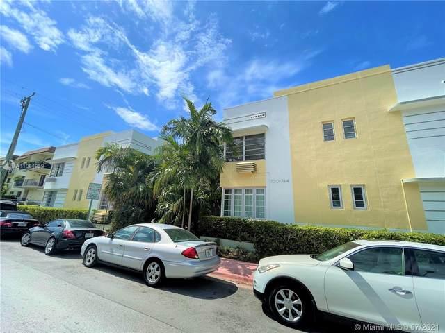732 10th St #104, Miami Beach, FL 33139 (#A11064959) :: Dalton Wade