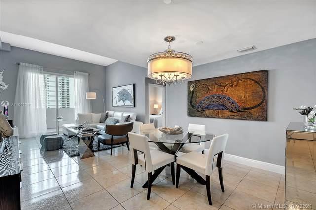 1250 S Miami Ave #803, Miami, FL 33130 (#A11065091) :: Dalton Wade