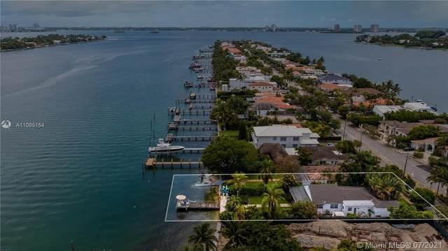 950 Stillwater Dr, Miami Beach, FL 33141 (MLS #A11065154) :: The Teri Arbogast Team at Keller Williams Partners SW