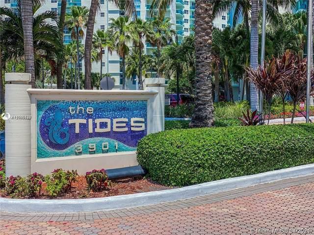 3901 S Ocean Dr 5H, Hollywood, FL 33019 (#A11065198) :: Dalton Wade
