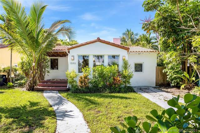 1590 Normandy Dr, Miami Beach, FL 33141 (MLS #A11065212) :: Green Realty Properties