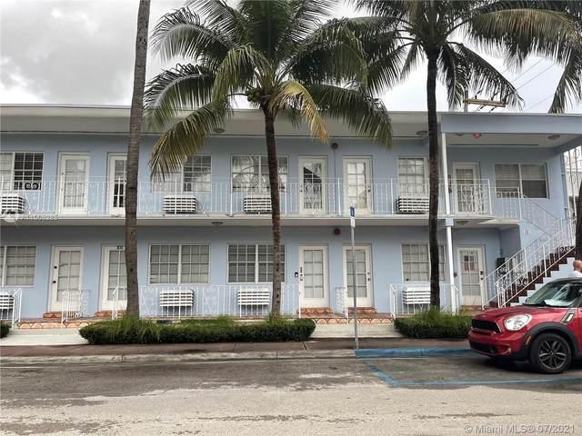 635 8th St #107, Miami Beach, FL 33139 (#A11065285) :: Dalton Wade
