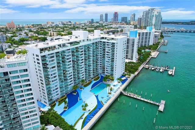 1000 West Ave #829, Miami Beach, FL 33139 (MLS #A11065315) :: Onepath Realty - The Luis Andrew Group