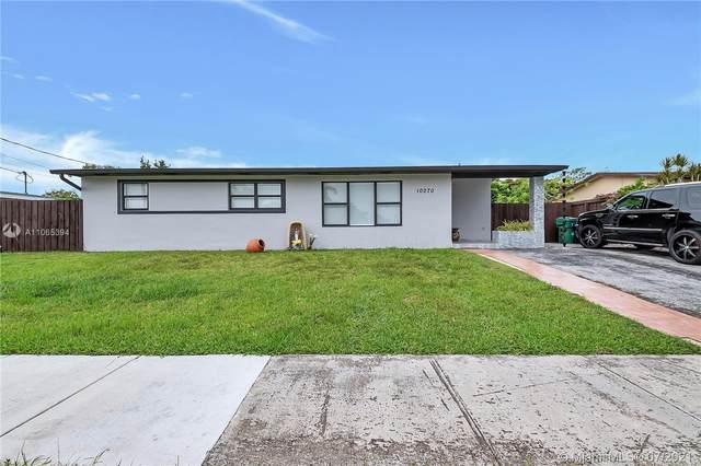 10070 SW 215th St, Cutler Bay, FL 33189 (MLS #A11065394) :: Equity Advisor Team