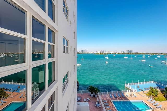1228 West Ave #503, Miami Beach, FL 33139 (MLS #A11065436) :: Carole Smith Real Estate Team