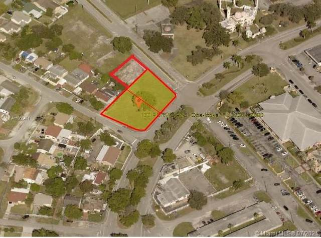111 Perviz Ave, Opa-Locka, FL 33054 (MLS #A11065471) :: Onepath Realty - The Luis Andrew Group