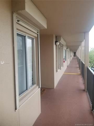 13701 SW 12th St 308A, Pembroke Pines, FL 33027 (#A11065492) :: Dalton Wade
