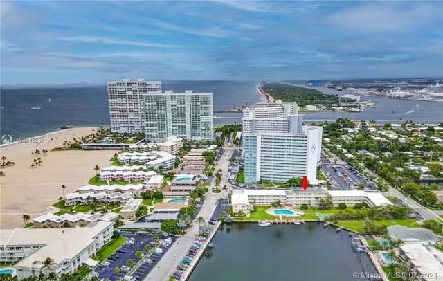 1850 S Ocean Dr #411, Fort Lauderdale, FL 33316 (MLS #A11065507) :: Team Citron