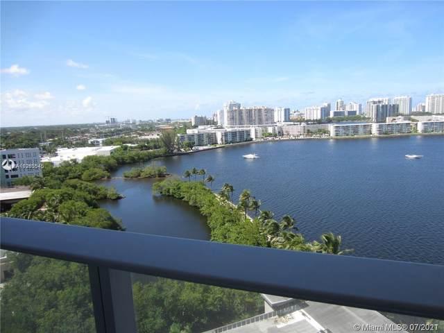 17301 Biscayne Blvd #1208, Aventura, FL 33160 (MLS #A11065545) :: Prestige Realty Group