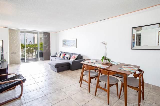 2851 NE 183rd St 507E, Aventura, FL 33160 (MLS #A11065563) :: Castelli Real Estate Services